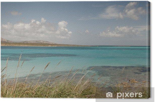 Obraz na płótnie Panorama morze - Wakacje