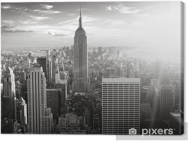 Obraz na płótnie Panoramę Nowego Jorku - Tematy