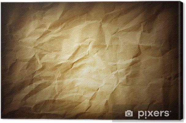 Obraz na płótnie Papier - Tekstury