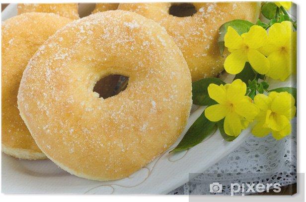 Obraz na płótnie Parafrittus, Karnawał kuchni deser z Sardynii - Posiłki