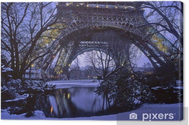 Obraz na płótnie Paris Tour Eiffel - Tematy