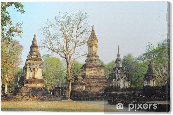 Obraz na płótnie Park historyczny Si Satchanalai - Azja