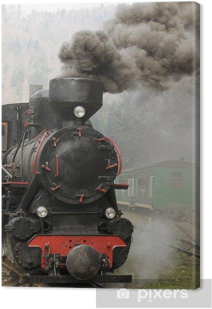 Obraz na płótnie Parowóz pociągu - Tematy