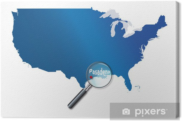 Obraz na płótnie Pasadena, Texas, USA, USA - lokalizacja - Ameryka