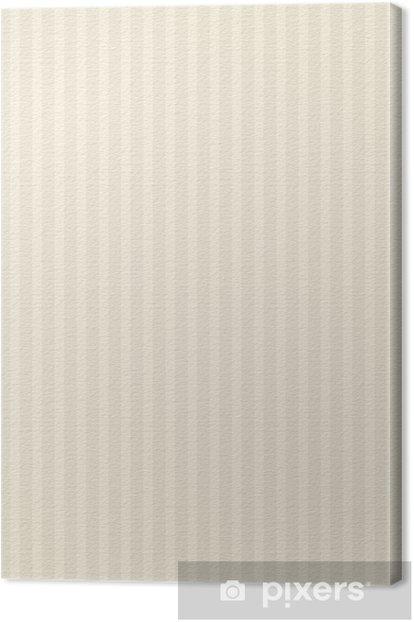 Obraz na płótnie Paski krem, beżowy tekstury papieru miękką Horizo - Tła
