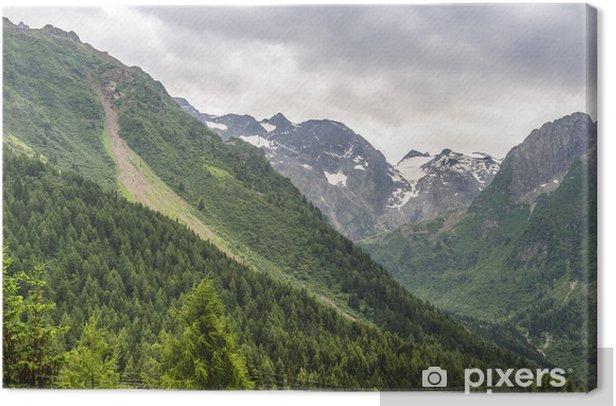 Obraz na płótnie Passo del Tonale - Europa