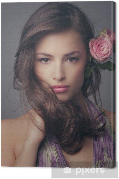 Obraz na płótnie Piękna kobieta - Przeznaczenia
