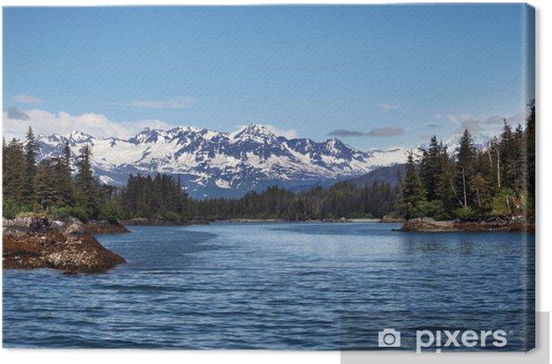 Obraz na płótnie Piękne Alaska - Ameryka