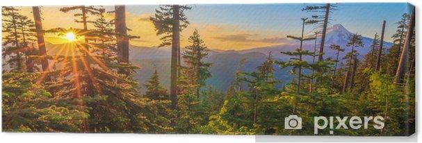 Obraz na płótnie Piękne Vista Mount Hood w stanie Oregon, USA. - Tematy
