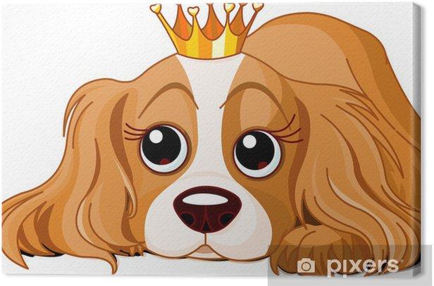 Obraz na płótnie Pies Royalty - Ssaki