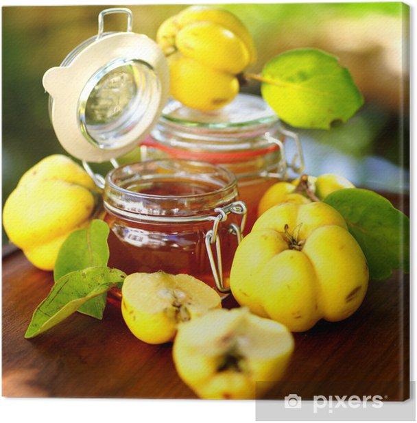 Obraz na płótnie Pigwa jelly - Owoce
