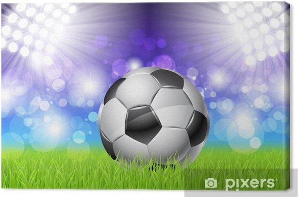 Obraz na płótnie Piłka nożna - Przeznaczenia