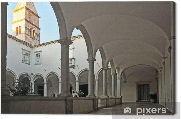Obraz na płótnie Piran, Pirano, Słowenia - Chiesa di San Francesco - Europa