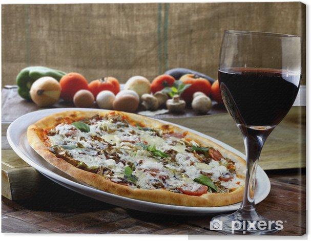 Obraz na płótnie Pizza - Tematy