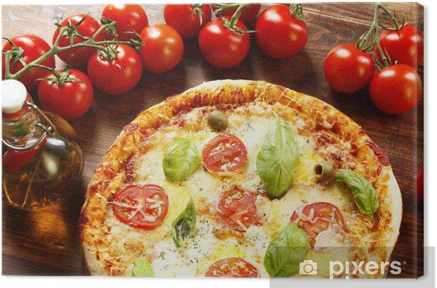 Obraz na płótnie Pizzy margherita - Tematy