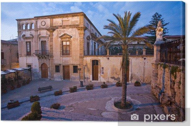 Obraz na płótnie Plac Doumo - Europa
