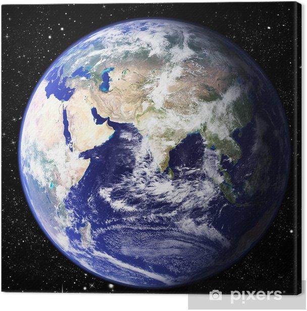 Obraz na płótnie Planeta Ziemia - Ziemia
