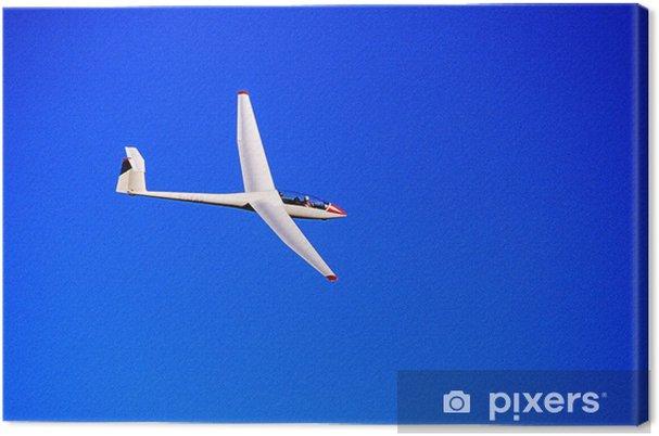 Obraz na płótnie Planeur1 - Transport powietrzny
