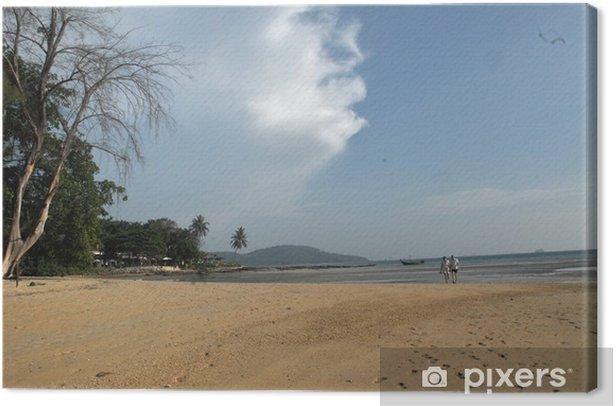 Obraz na płótnie Plaża w Tajlandii - Azja