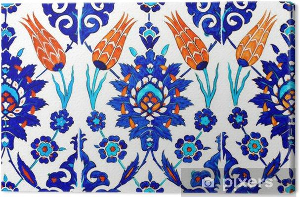 Obraz na płótnie Płytki turecki - Sztuka i twórczość