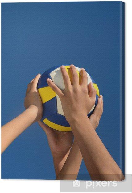 Obraz na płótnie Pobierz piłkę - Tematy