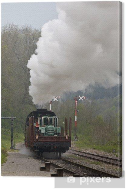 Obraz na płótnie Pociąg towarowy - Tematy