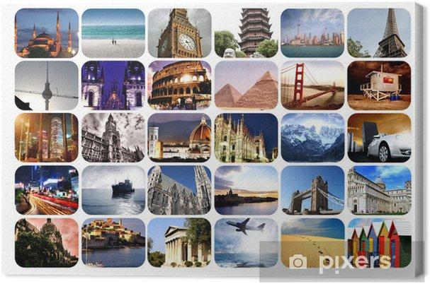 Obraz na płótnie Podróż - Wakacje