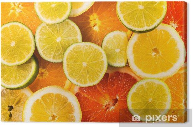 Obraz na płótnie Pojęcie owoce - Przeznaczenia