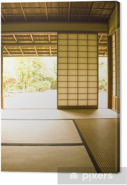 Obraz na płótnie Pokój w stylu japońskim - Criteo