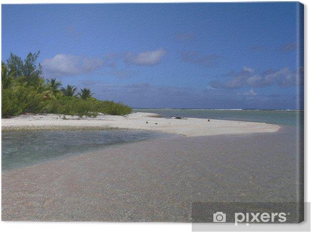 Obraz na płótnie Polynésie-ahe - Wakacje