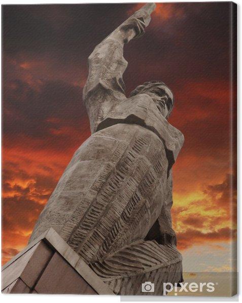 Obraz na płótnie Pomnik chwały - Inne uczucia