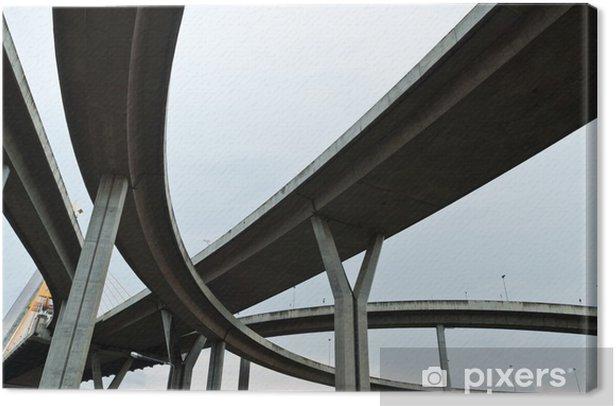 Obraz na płótnie Pomosty - Transport drogowy
