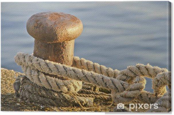 Obraz na płótnie Port pachołek - Życie