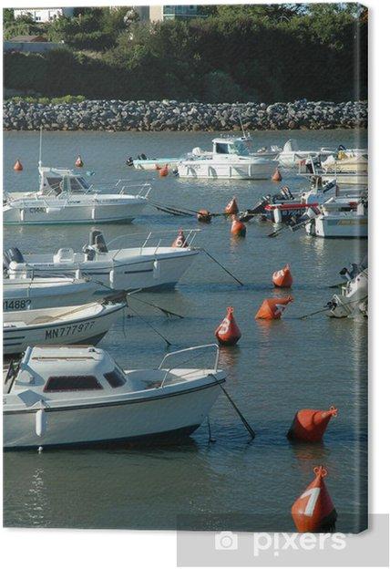 Obraz na płótnie Port - Wakacje