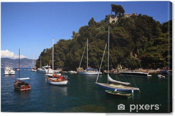 Obraz na płótnie Portofino - Europa