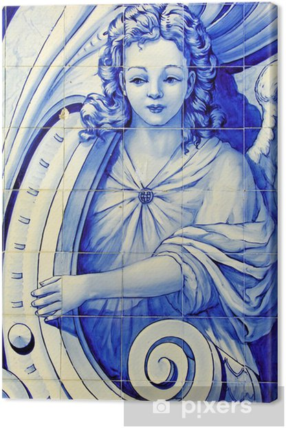 Obraz na płótnie Portugalia, Lamego: Sanktuarium Nossa Senhora dos Remedios - Sztuka i twórczość