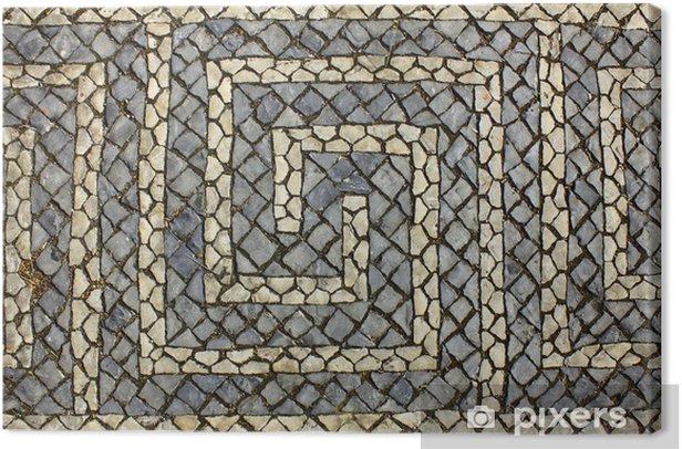 Obraz na płótnie Portugalski bruk, bruk - Tekstury