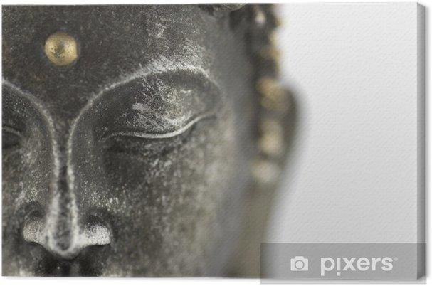 Obraz na płótnie Posąg Buddy na białym tle - Tematy