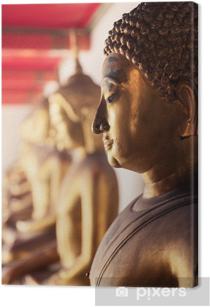 Obraz na płótnie Posąg Buddy Tajlandia - Azja