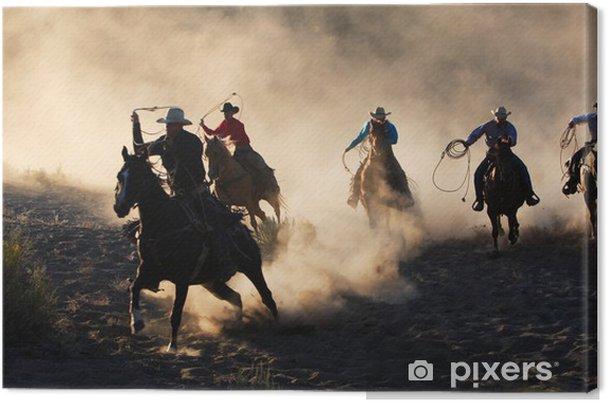 Obraz na płótnie Praca The Ranch - Sporty indywidualne