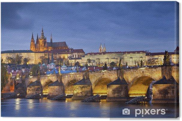 Obraz na płótnie Praga - Praga