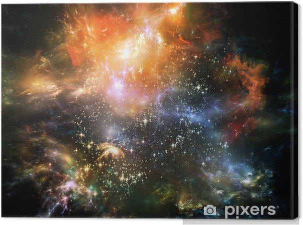 Obraz na płótnie Propagacja kosmosie - Tematy