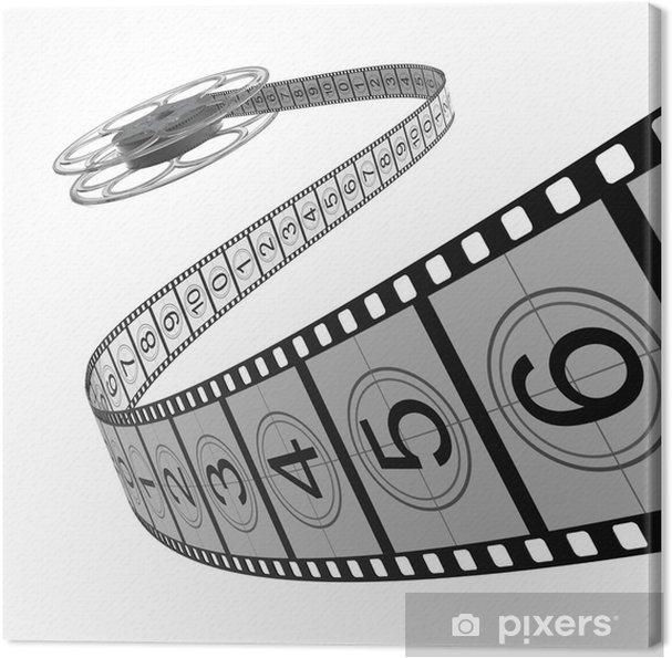 Obraz na płótnie Reel Film - Filmstrip - Tematy