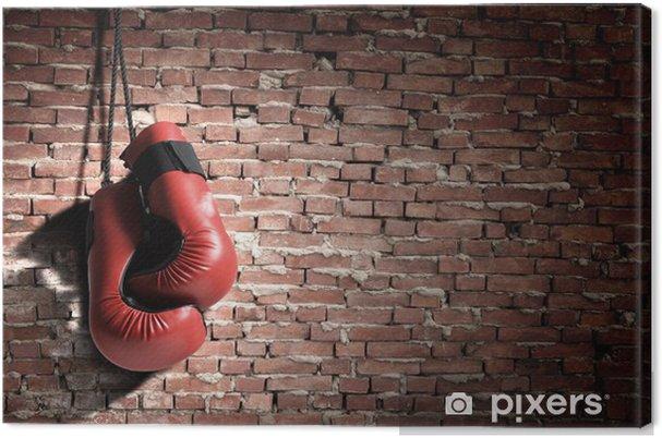 Obraz na płótnie Rękawice bokserskie - Tematy