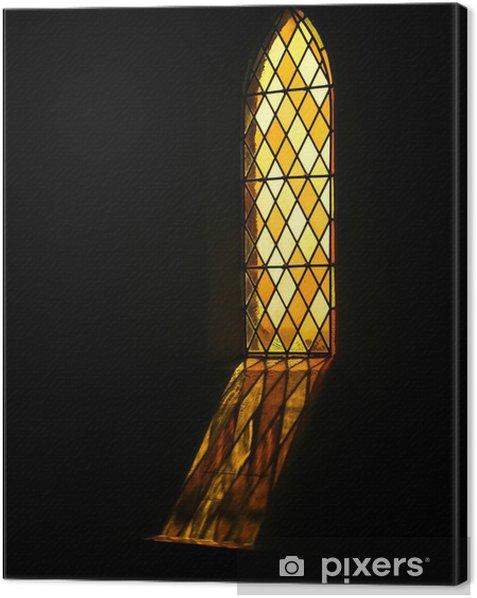 Obraz na płótnie Religijne witraż - Religie