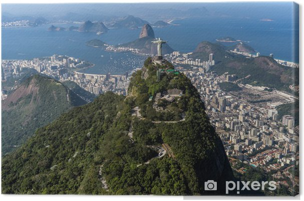 Obraz na płótnie Rio de Janeiro - Brazylia