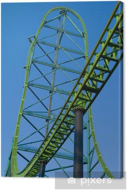 Obraz na płótnie Roller coaster - Inne uczucia