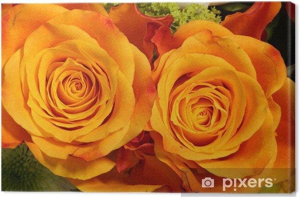 Obraz na płótnie Róże - Szczęście