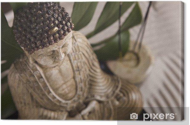 Obraz na płótnie Rozmyślając Buddha - Tematy