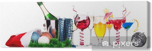Obraz na płótnie Różne obrazy alkoholu samodzielnie - Alkohol